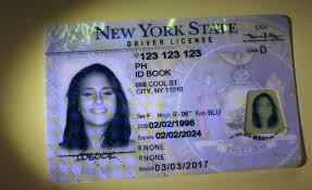 Fake Driver License New York