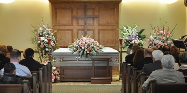Preparing Funeral Services