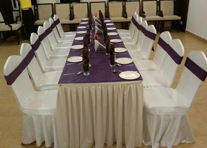 Party event venue